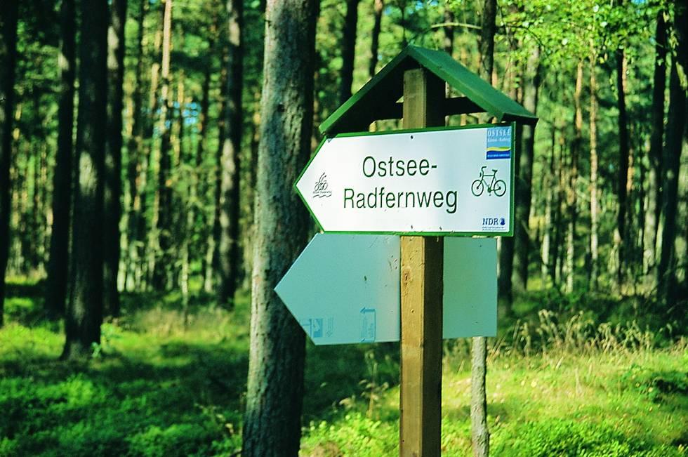 Ostseeradweg Lübeck Stralsund Karte.Ostsee Radweg Ostsee Radtouren